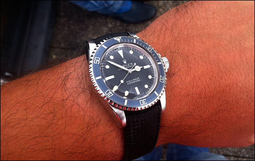 Tudor Submariner 7928, impressions >>> 551314