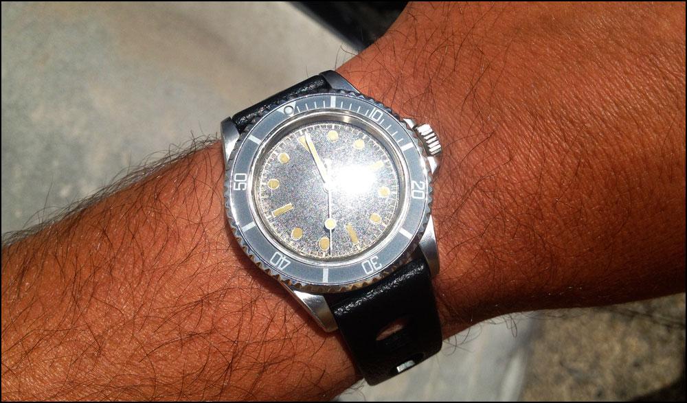 Tudor Submariner 7928, impressions >>> 792811