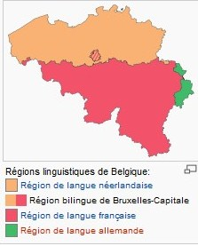 Langue d'usage sur les bâtiments de guerre Belges. Langue10