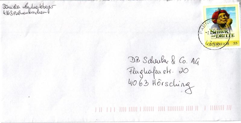 Personalisierte - Personalisierte Briefmarke - Seite 2 Person15