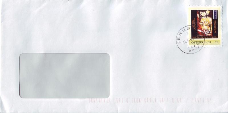 Personalisierte - Personalisierte Briefmarke - Seite 2 Person17