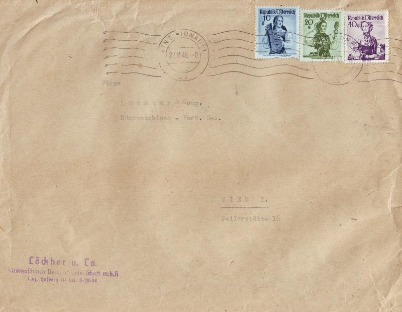 Trachtenserien ANK 887 - 923 und 1052 - 1072 Belege - Seite 4 Tracht10