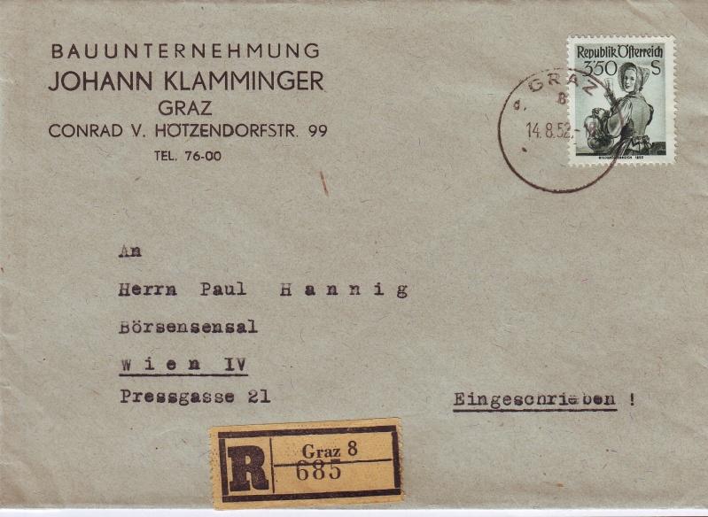 Trachtenserien ANK 887 - 923 und 1052 - 1072 Belege - Seite 4 Tracht18