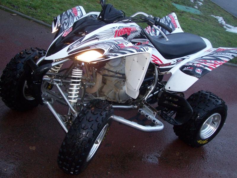 Quad yamaha 350 raptor 00110