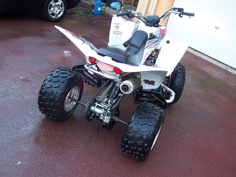 Quad yamaha 350 raptor 00310