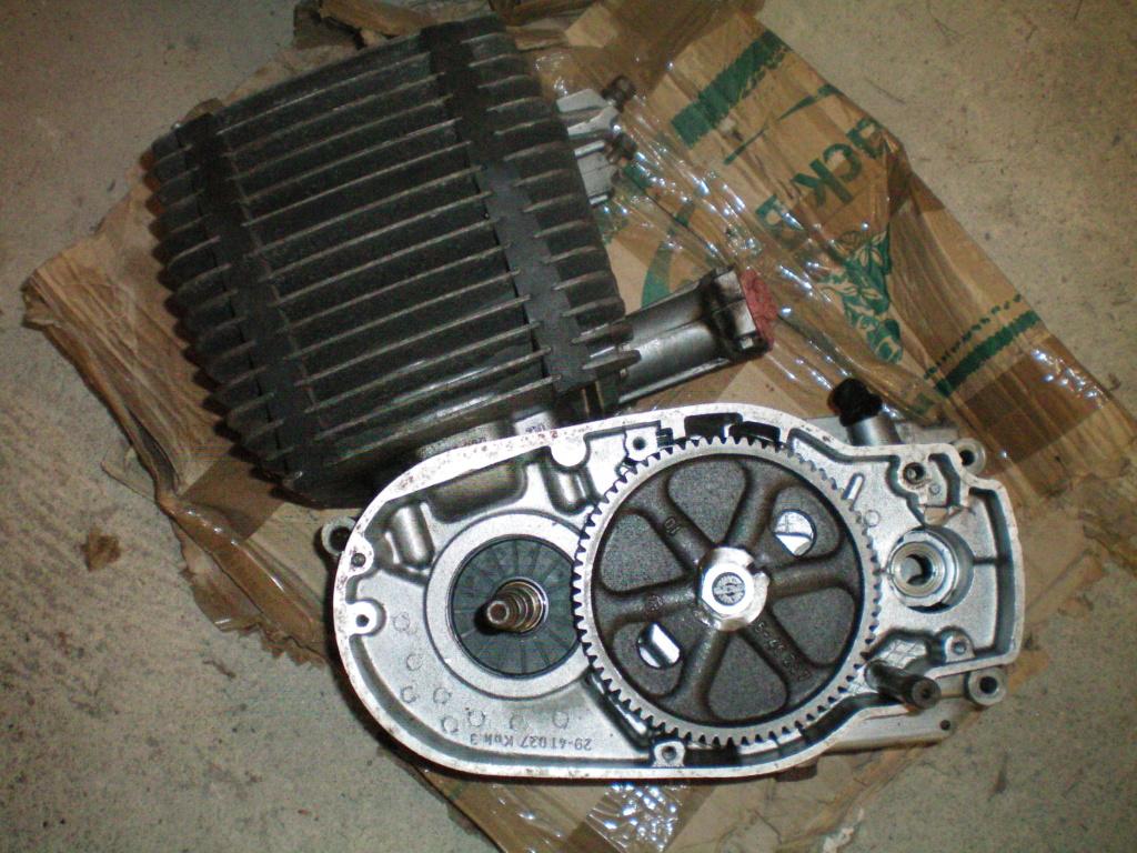 La MZ 250 ETZ sidecar de Murielle 100_0668