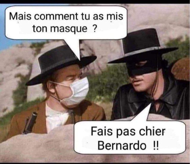 Humour du jour - Page 4 Zorro10