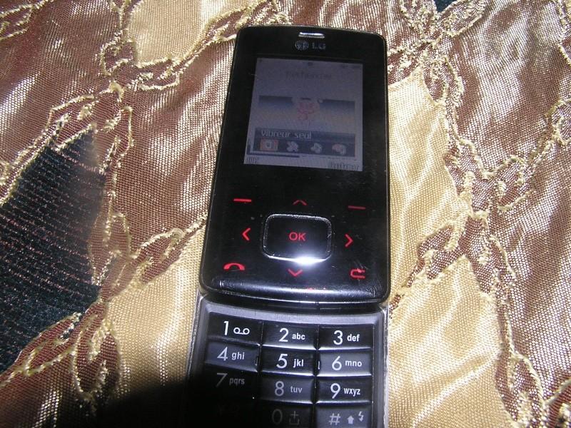 vend portable LG Chocolate KG800 Portab10