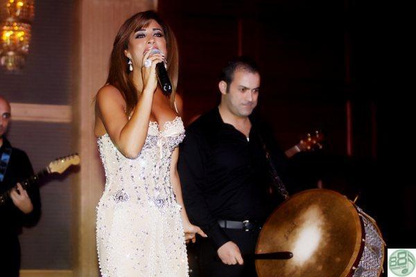 حفل فندق الحبتور 2010 Najwaa21