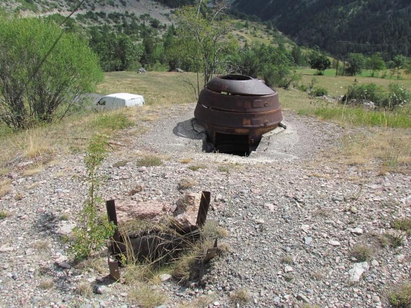 bunker dans l'ubaye 15 Aout 01311
