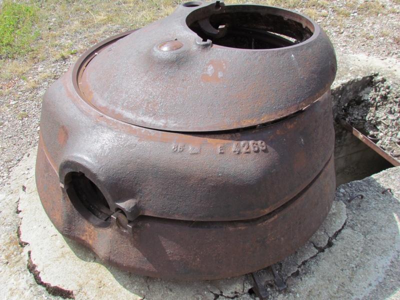 bunker dans l'ubaye 15 Aout 01510
