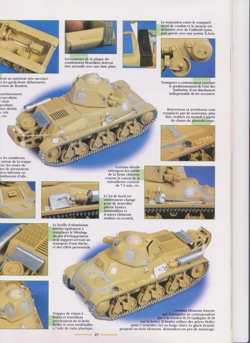 (panzer-model) Hotchkiss H35/38, 1/35 Trumpeter 01611
