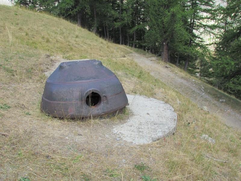 bunker dans l'ubaye 15 Aout Lac_de12
