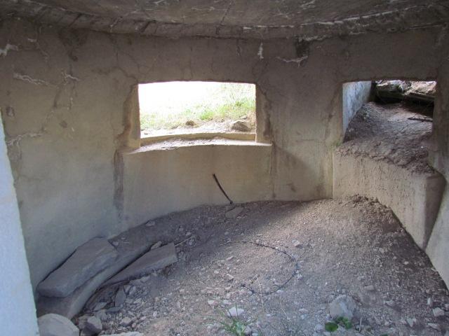bunker dans l'ubaye 15 Aout Lac_de16