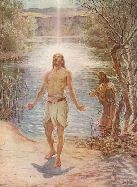 L'Évangile ou vie de Jésus en images. 13j10