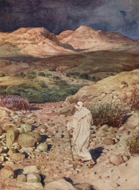 L'Évangile ou vie de Jésus en images. 14j10