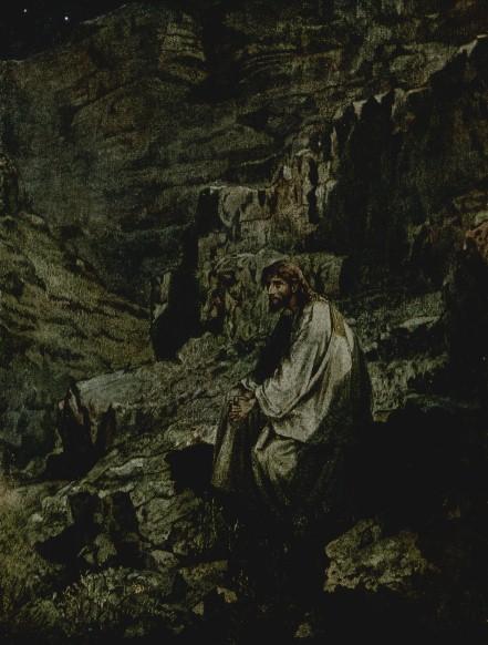 L'Évangile ou vie de Jésus en images. 15j10
