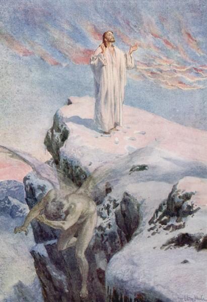L'Évangile ou vie de Jésus en images. 16j10