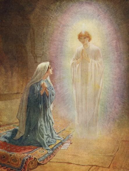 L'Évangile ou vie de Jésus en images. 1j10
