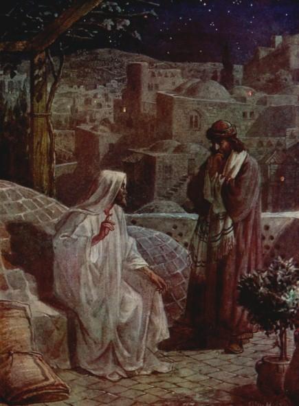 L'Évangile ou vie de Jésus en images. 21j10