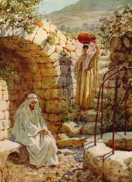 L'Évangile ou vie de Jésus en images. 22j10