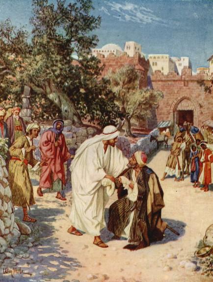 L'Évangile ou vie de Jésus en images. 29j10