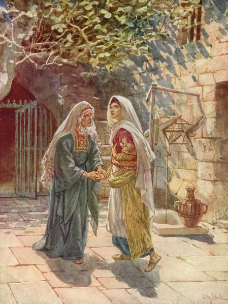 L'Évangile ou vie de Jésus en images. 2j10
