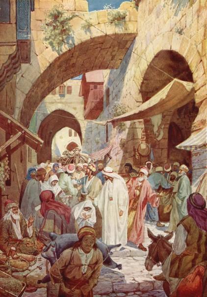 L'Évangile ou vie de Jésus en images. 36j10