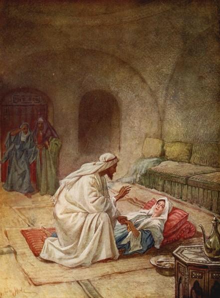 L'Évangile ou vie de Jésus en images. 37j10