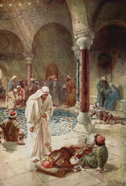 L'Évangile ou vie de Jésus en images. 38j10