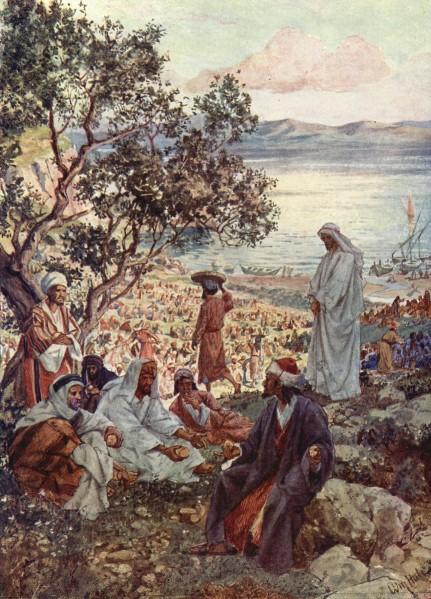 L'Évangile ou vie de Jésus en images. 39j10