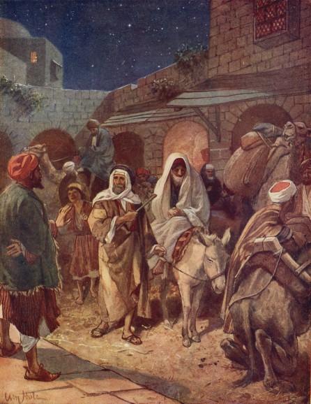 L'Évangile ou vie de Jésus en images. 3j11
