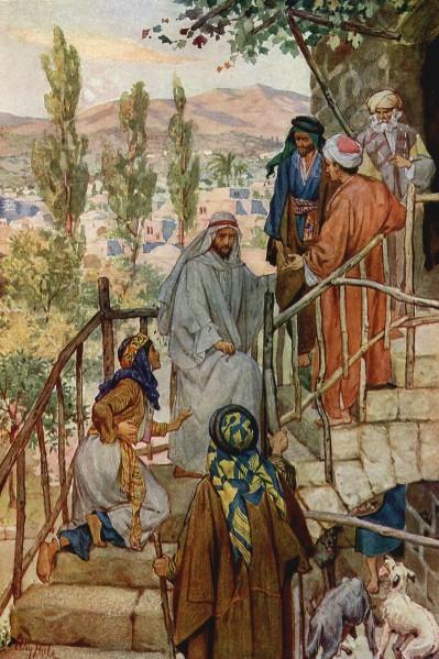 L'Évangile ou vie de Jésus en images. 41f10