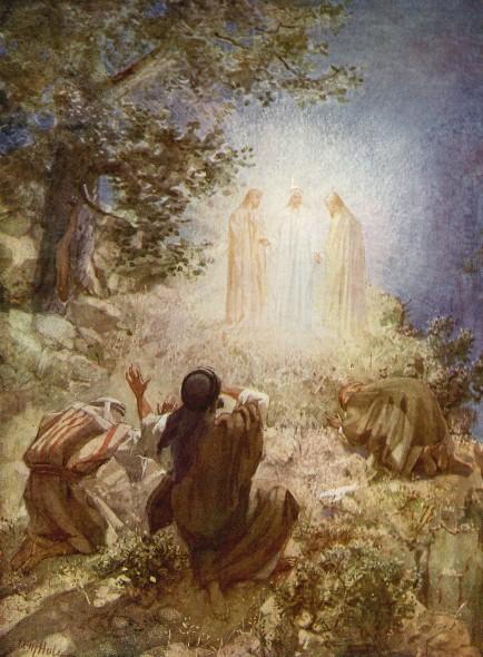 L'Évangile ou vie de Jésus en images. 43j10