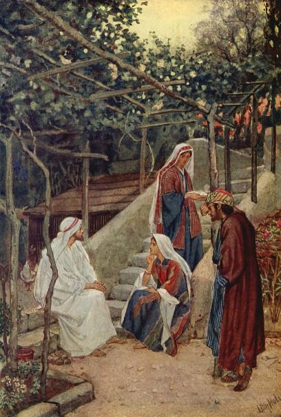 L'Évangile ou vie de Jésus en images. 47j10