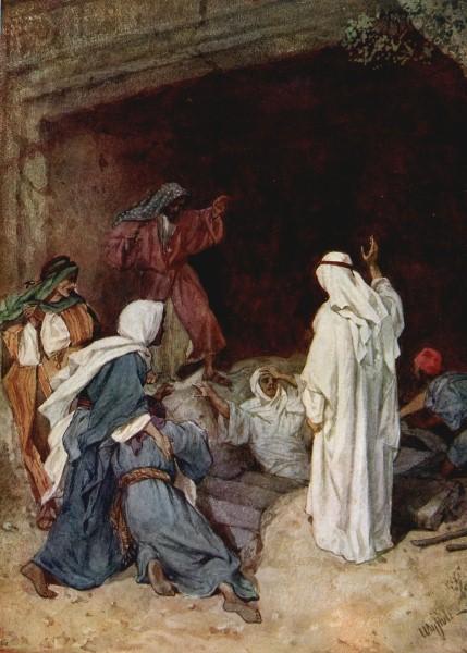 L'Évangile ou vie de Jésus en images. 49j10