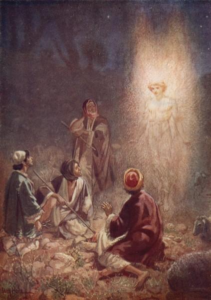 L'Évangile ou vie de Jésus en images. 4j10