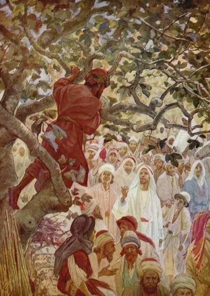 L'Évangile ou vie de Jésus en images. 50j10