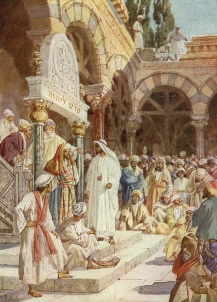 L'Évangile ou vie de Jésus en images. 53j10