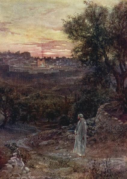 L'Évangile ou vie de Jésus en images. 54j10