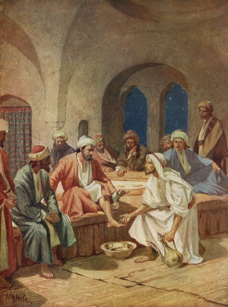 L'Évangile ou vie de Jésus en images. 55j10
