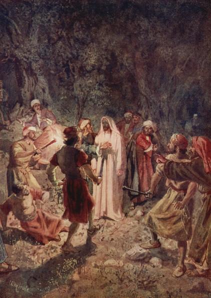 L'Évangile ou vie de Jésus en images. 58j10