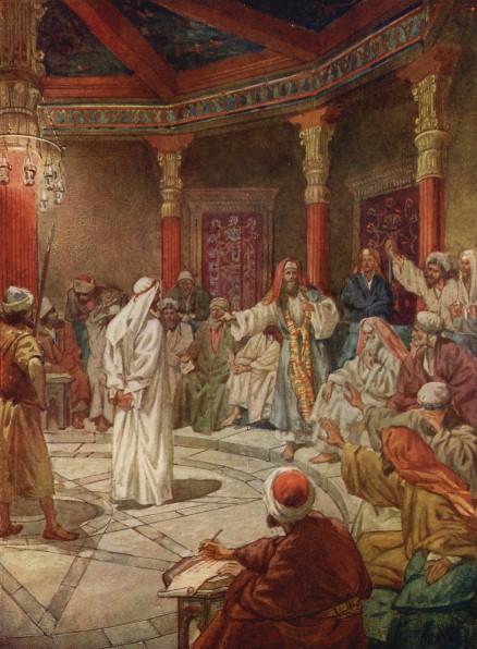 L'Évangile ou vie de Jésus en images. 59j10