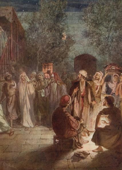 L'Évangile ou vie de Jésus en images. 60j10