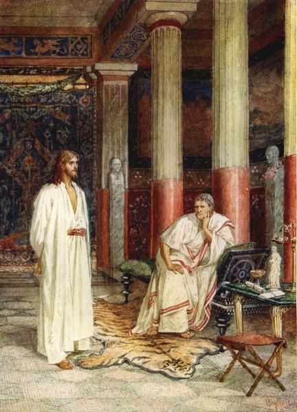 L'Évangile ou vie de Jésus en images. 62j10