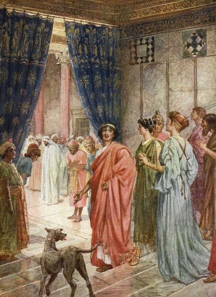 L'Évangile ou vie de Jésus en images. 63j10