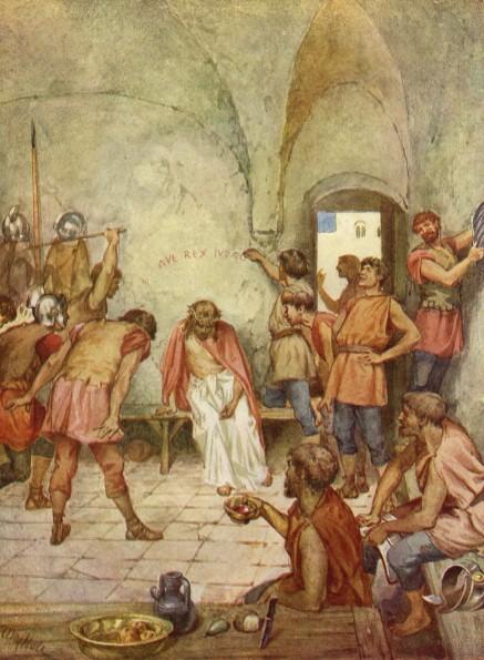 L'Évangile ou vie de Jésus en images. 65j10
