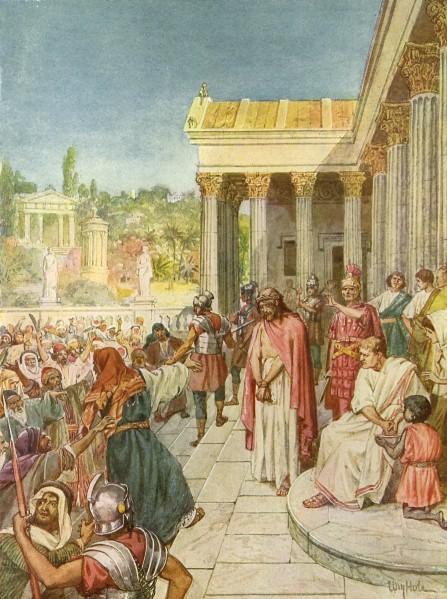 L'Évangile ou vie de Jésus en images. 66j10