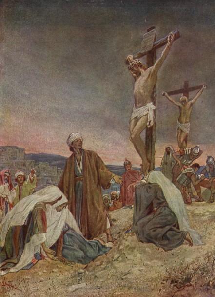 L'Évangile ou vie de Jésus en images. 69j10