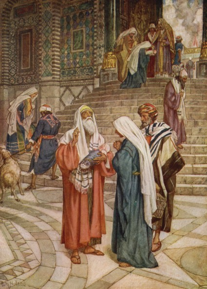 L'Évangile ou vie de Jésus en images. 6j11